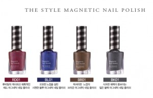 MISSHA The Style Magnetic Nail Polish