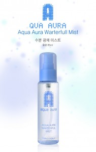 Tony Moly Aqua Aura Aqua Aura Waterfull Mist