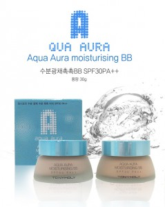 Tony Moly Aqua Aura Aqua Aura Moisturising BB
