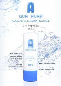 Tony Moly Aqua Aura Aqua Aura Illuminating Base