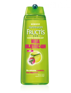 Garnier Fructis Mega Objętość 48H