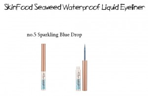 SkinFood Saeweed Waterproof Liquid Eyeliner