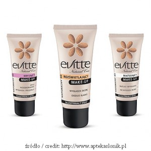 Soraya Evitte Natural Care Matting Make-up
