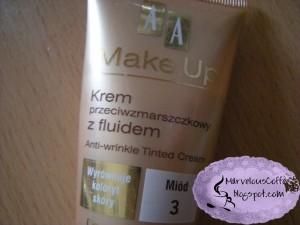 AA Make Up Podkład przeciwzmarszczkowy z fluidem