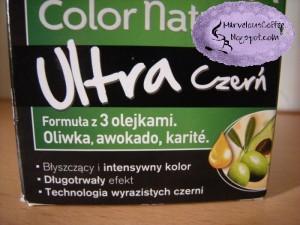 Garnier Color Naturals Ultra Czerń nr. 2.6 Malinowa Czerń