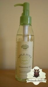 Innisfree Apple Juicy Cleansing Oil
