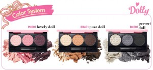 Etude House Look at my Dolly 3-step Eyeshadow