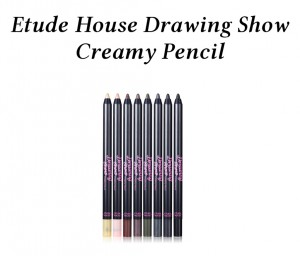 Etude House Drawing Show Creamy Pencil