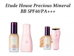 Etude House Precious Mineral BB