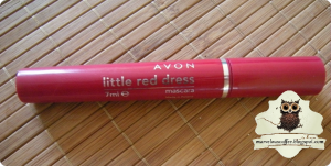 Avon Little Red Dress Mascara