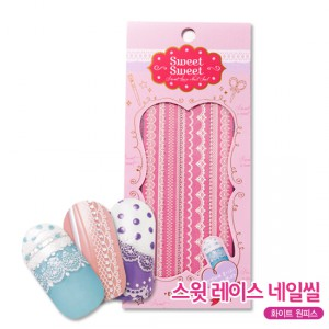 ETUDE HOUSE Sweet Lace Nail Seal