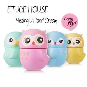 ETUDE HOUSE Missing U Hand Cream I can Fly