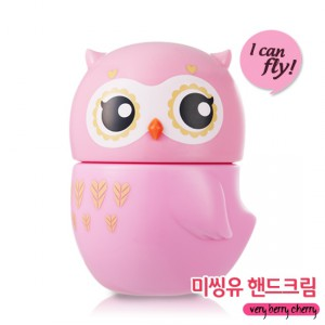 ETUDE HOUSE Missing U Hand Cream I can Fly very berry cherry
