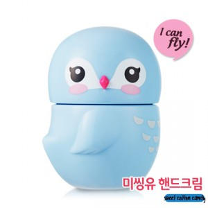 ETUDE HOUSE Missing U Hand Cream I can Fly sweet cotton candy