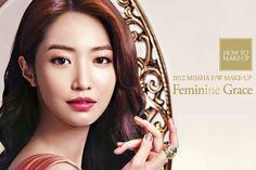 Missha 2012 F/W Make-Up Two Faces of Beauty Feminine Grace