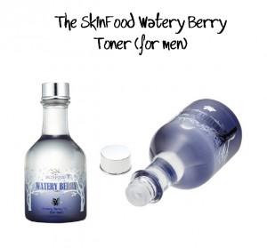 SkinFood Watery Beery Toner dla mężczyzn