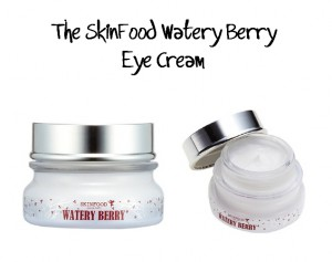 SkinFood Watery Berry Eye Cream