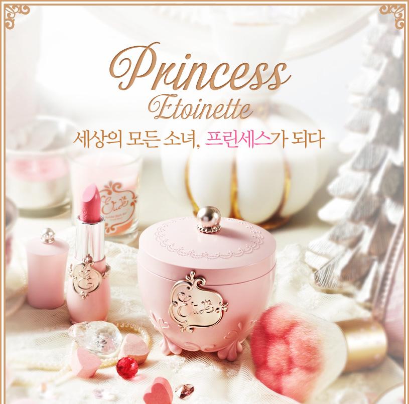 Etude House linia Princess Etoinette