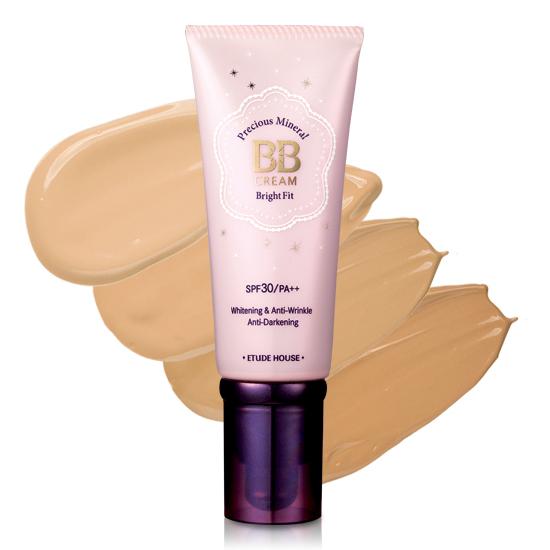 Etude House Precious Mineral BB Cream Bright Fit