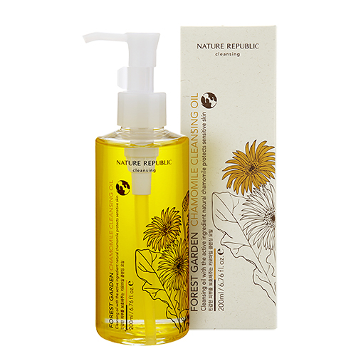 NATURE REPUBLIC Forest Garden Chamomile Cleansing Oil