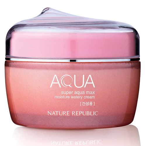 NATURE REPUBLIC Super Aqua Max Moisture Watery Cream
