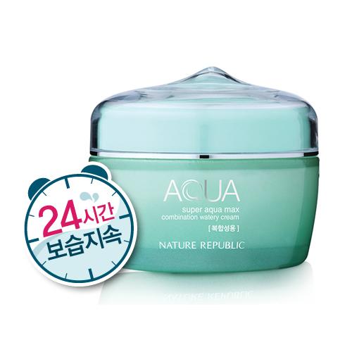 NATURE REPUBLIC Super Aqua Max Combination Watery Cream