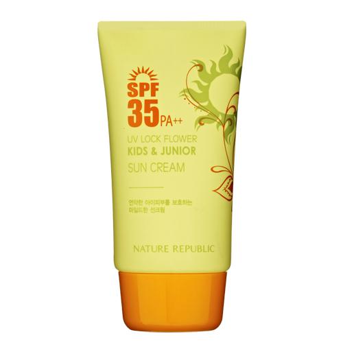 NATURE REPUBLIC UV Lock Flower Kids & Junior Sun Cream