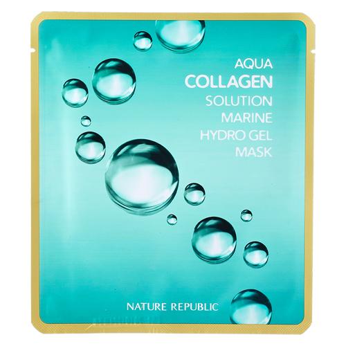 NATURE REPUBLIC Aqua Collagen Marine Hydro Gel Mask