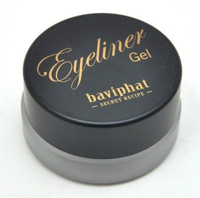 Baviphat Gel Eyeliner #1 Black