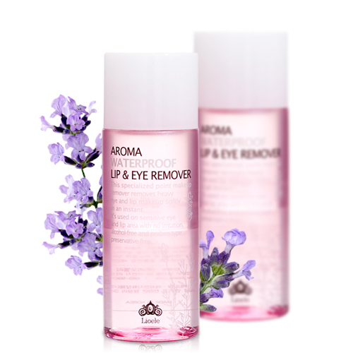 LIOELE Aroma Waterproof Lip & Eye Remover