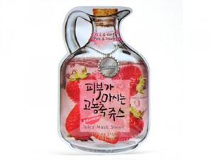 Baviphat Strawberry Juicy Mask Sheet