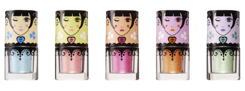 Anna Sui Makeup Powders edycja limitowana
