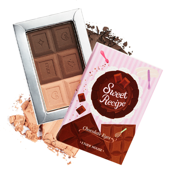 Etude House Sweet Recipe Chocolate Eyes