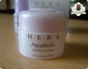 HERA Aquabolic Nutritive Cream