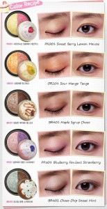 Etude House Sweet Recipe Cupcake Eyes