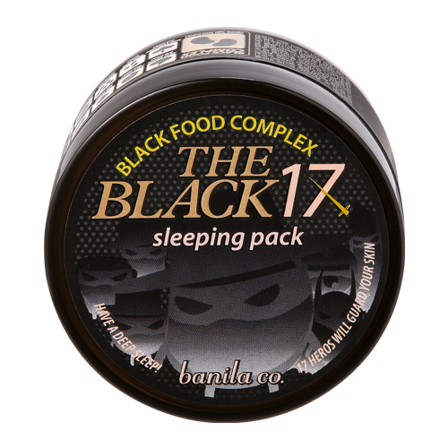 banila co. The Black 17 Sleeping Pack