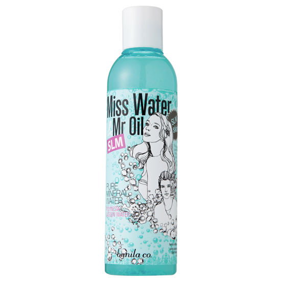 banila co. Miss Water & Mr. Oil SLM Skin