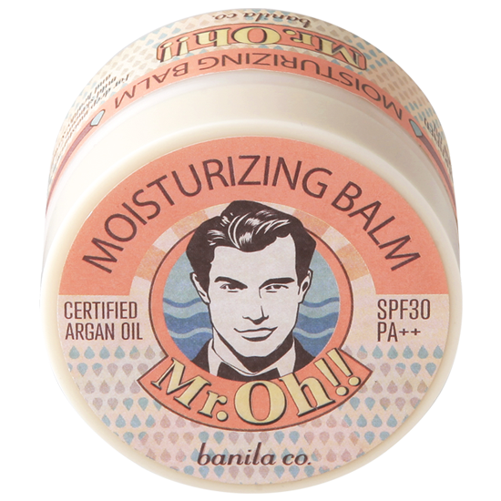 banila co. Mr. Oh!! Moisturizing Balm