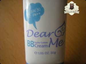 Tony Moly Dear Me Petite Cotton BB Cream