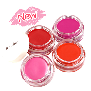 Innisfree Neon Color Pot Rouge