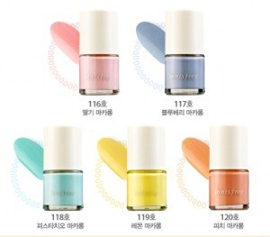 Innisfree Eco Nail Color