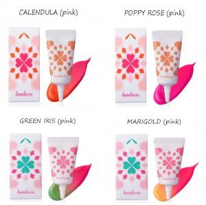 banila co. Floral Waltz Color Change Tint Calendula, Poppy Rose, Green Iris i Marigold