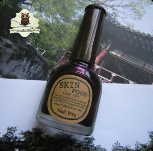 SkinFood Nail Vita VI407 Puppy Purple