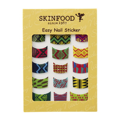 SkinFood Jungle Fruits Easy Nail Sticker