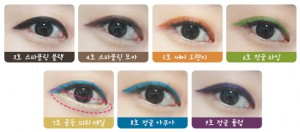 SkinFood Jungle Fruits Seaweed Waterproof Auto Eyeliner