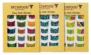 SkinFood Jungle Fruits Easy Nail Sticker