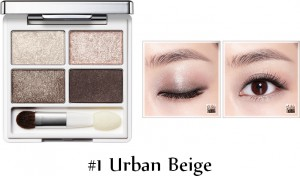 LANEIGE Pure Radiant Shadow #1 Urban Beige