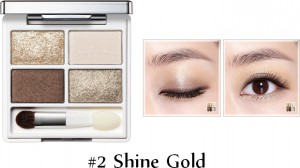LANEIGE Pure Radiant Shadow #2 Shine Gold