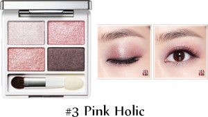 LANEIGE Pure Radiant Shadow #3 Pink Holic