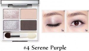 LANEIGE Pure Radiant Shadow #4 Serene Purple